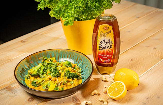 Kokos-Curry